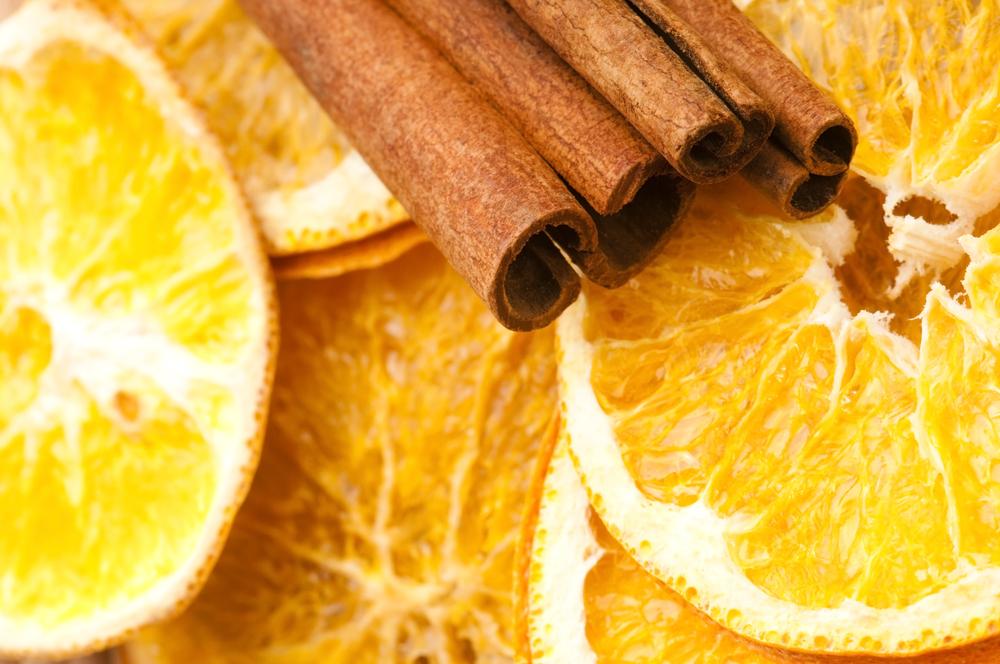 orange cinnamon lampe berger