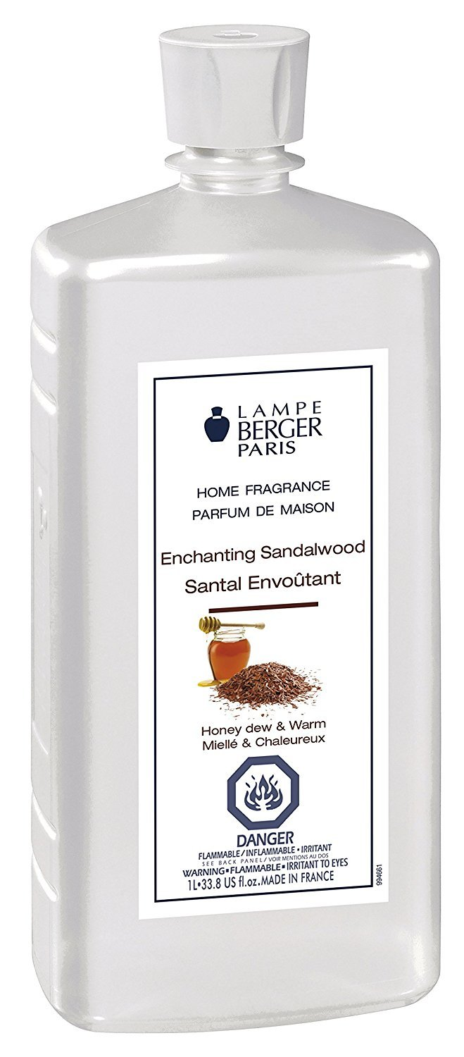 Enchanting Sandalwood lampe berger fragrance