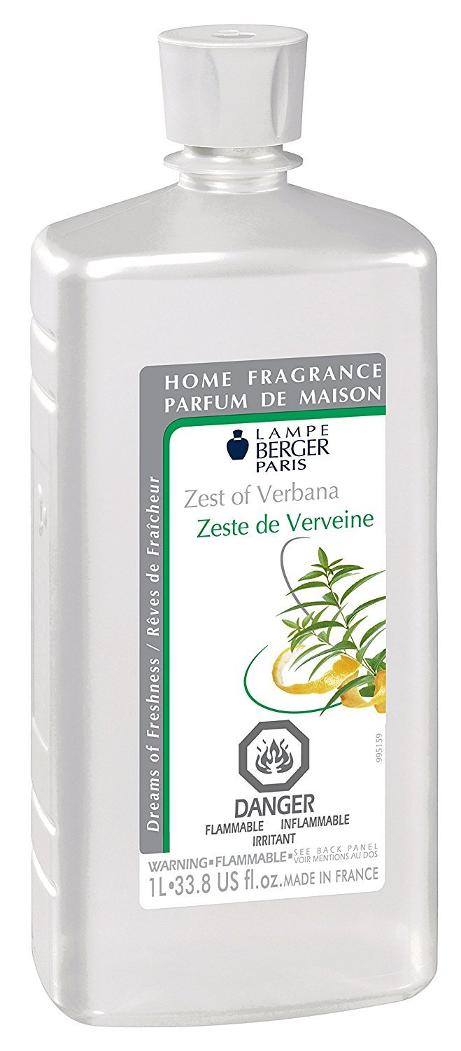 Zest of Verbena Lampe Berger Fragrance
