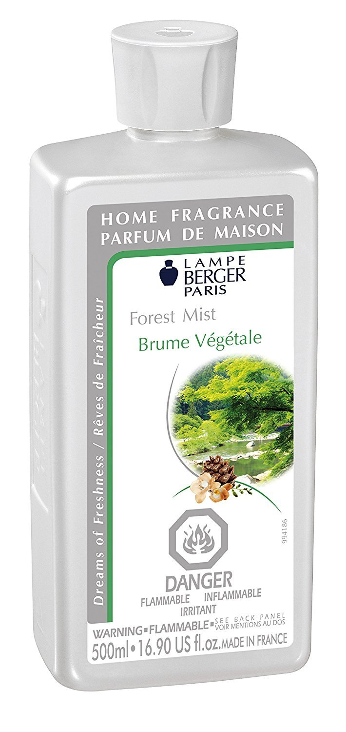 Forest Mist Lampe Berger Oil