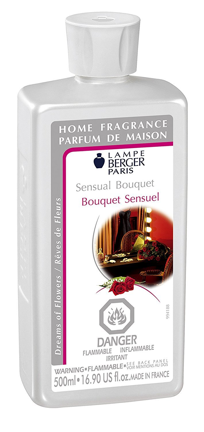 Sensual Bouquet Lampe Berger Oil